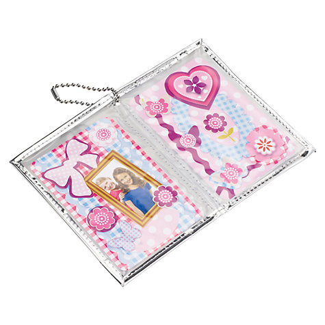Buy My Clippy Creative Card Wallet Kit Online at johnlewis.com