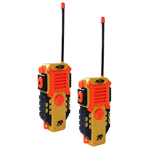 Buy Nerf 36056 Walkie Talkies Online at johnlewis.com
