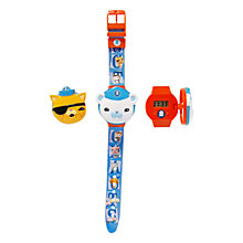 Buy Octonauts LCD Watch Online at johnlewis.com