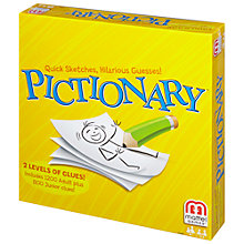 Buy Pictionary: Family Edition Online at johnlewis.com