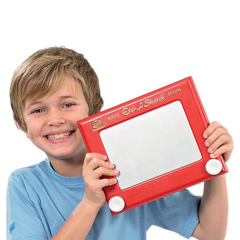 Buy Etch A Sketch Magic Screen, Red Online at johnlewis.com
