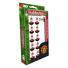 Buy Subbuteo: Manchester United Players Online at johnlewis.com