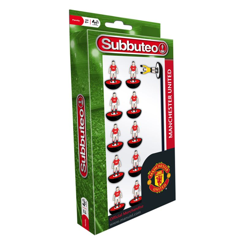 Subbuteo: Manchester United Players