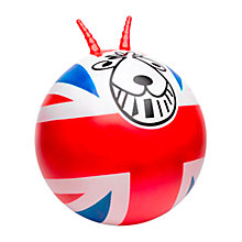 Buy Union Jack Space Hopper Online at johnlewis.com