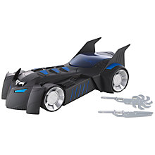 Buy Batman Power Attack Batmobile Online at johnlewis.com