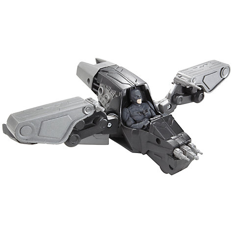 Buy Batman Quick Change Figure and Vehicle, Assorted Online at johnlewis.com
