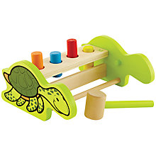 Buy Hape Eco Turtle Hammer Bench Online at johnlewis.com