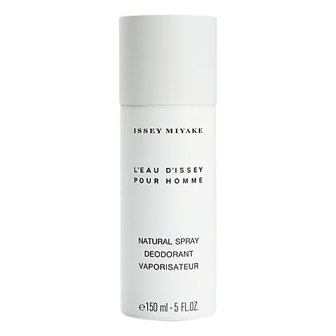 Buy Issey Miyake L'Eau d'Issey Pour Homme Deodorant Spray, 150ml Online at johnlewis.com