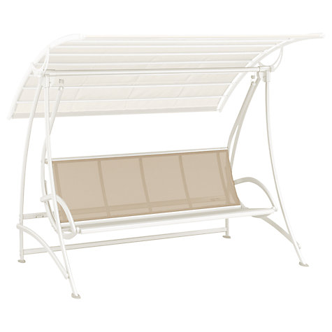 Buy Kettler Avance Outdoor Swing Seat with Canopy Online at johnlewis.com