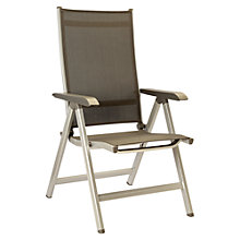 Buy Kettler Basic Plus Outdoor Multiposition Chair Online at johnlewis.com