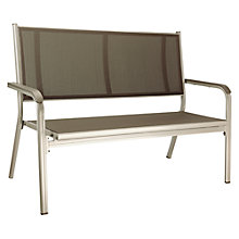 Buy Kettler Basic Plus Garden Bench Online at johnlewis.com