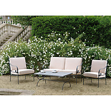 Buy Neptune Monaco Outdoor Coffee Table Set Online at johnlewis.com