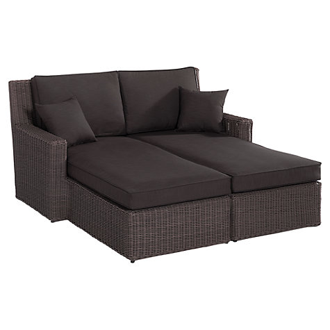 Buy Kettler Double Lounger Online at johnlewis.com
