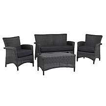 Kettler Synthetic Wicker Outdoor Furniture
