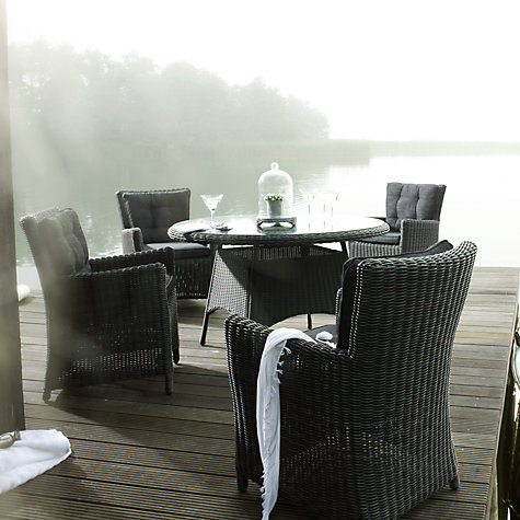 Buy Kettler Savo Outdoor Dining Chair Online at johnlewis.com