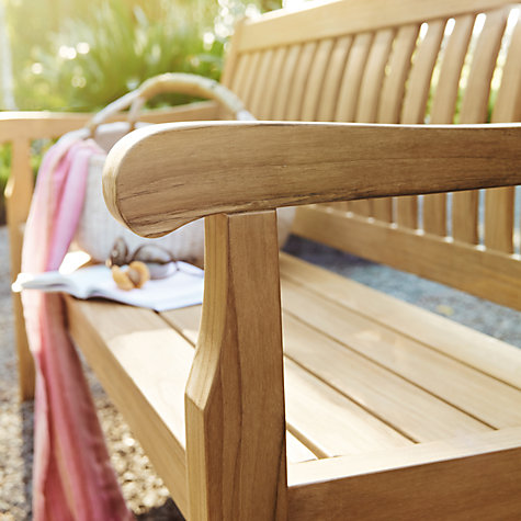 Buy Kettler Vancouver FSC Garden Bench Online at johnlewis.com