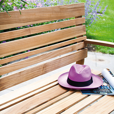 Buy Kettler Yukon FSC Garden Bench Online at johnlewis.com