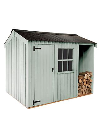 National Trust by Crane Blickling Garden Shed, 1.8 x 3m, FSC-Certified (Scandinavian Redwood)