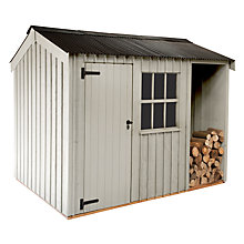 Buy National Trust by Crane Blickling Garden Shed, 1.8 x 3m Online at johnlewis.com