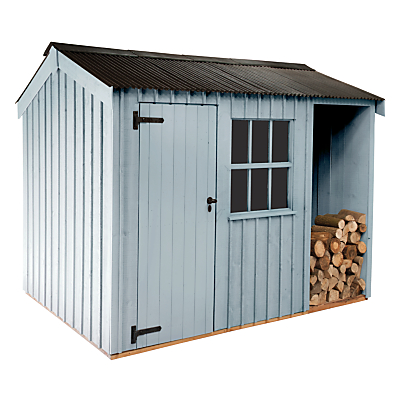 National Trust by Crane Blickling Garden Shed, 2.4 x 3m