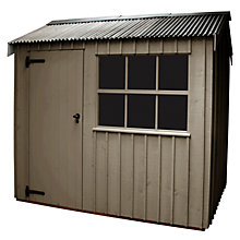 Buy National Trust by Crane Felbrigg FSC Garden Shed, 1.8 x 3m Online at johnlewis.com