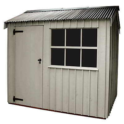National Trust by Crane Felbrigg Garden Shed, 2.4 x 3m