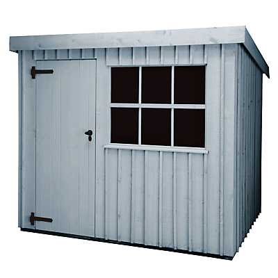 National Trust by Crane Oxburgh Garden Shed, 1.8 x 3m