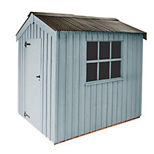 Buy National Trust by Crane Peckover FSC Garden Shed, 1.8 x 3m Online at johnlewis.com