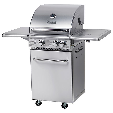 Buy Raymond Blanc 2 Burner Gas Barbecue Online at johnlewis.com