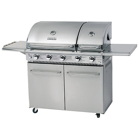 Buy Raymond Blanc 5 Burner Gas Barbecue Online at johnlewis.com