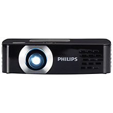 Buy Philips PPX 2480 PicoPix Pocket Projector, 80 Lumens Online at johnlewis.com