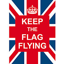 Buy Keep The Flag Flying Online at johnlewis.com