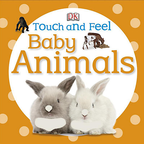 Buy Touch and Feel Baby Animals Online at johnlewis.com