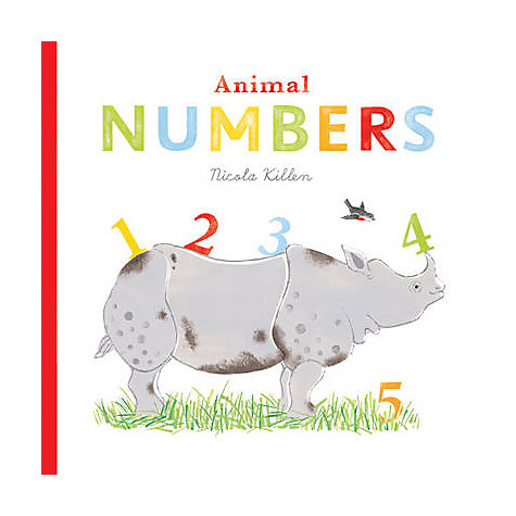 Buy Animal Numbers Board Book Online at johnlewis.com