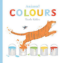 Buy Animal Colours Board Book Online at johnlewis.com