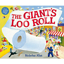 Buy The Giant's Loo Roll Online at johnlewis.com