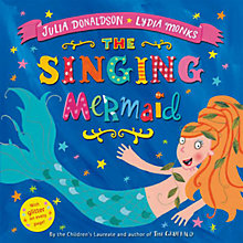 Buy The Singing Mermaid, Hardback Online at johnlewis.com