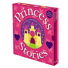 Buy Princess Stories Slipcase Books, Set of 3 Online at johnlewis.com
