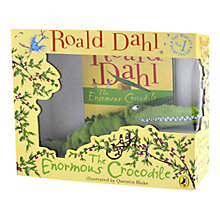 Buy The Enormous Crocodile Gift Set Online at johnlewis.com