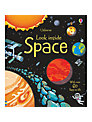 Usborne Look Inside Space Book