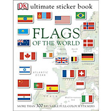 Buy DK Flags of the World Ultimate Sticker Book Online at johnlewis.com