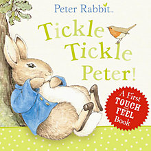 Buy Tickle Tickle Peter! Touch and Feel Book Online at johnlewis.com