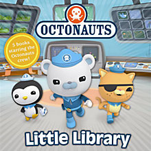 Buy Octonauts Little Library Online at johnlewis.com