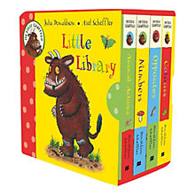 Buy My First Gruffalo Little Library Online at johnlewis.com