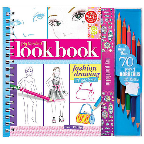 Buy My Fabulous Look Book Online at johnlewis.com