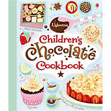 Buy Usborne Children's Chocolate Cookbook Online at johnlewis.com