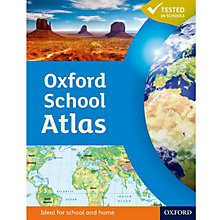 Buy Oxford School Atlas Online at johnlewis.com