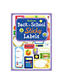 Usborne Back to School Sticky Labels