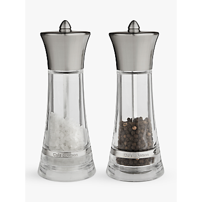 Cole & Mason Monaco Salt and Pepper Mill Gift Set
