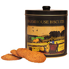 Buy Edinburgh Preserves Biscuits in a Barrel, 600g Online at johnlewis.com